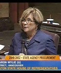 Wylie's government reform bill passes House