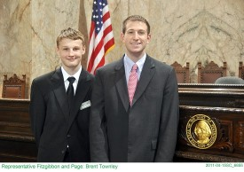 Representative Fitzgibbon and Page: Brent Townley