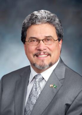 Rep. Luis Moscoso, D-1 Aaron Barna