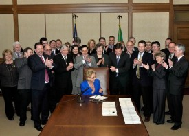 SB 5575 bill signing - Biomass facilities - May 7 2012Capture