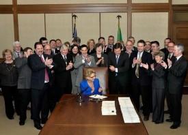 SB 5575 bill signing - Biomass facilities - May 7 2012Capture