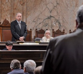 Speaker Chopp presiding, 2011 Session