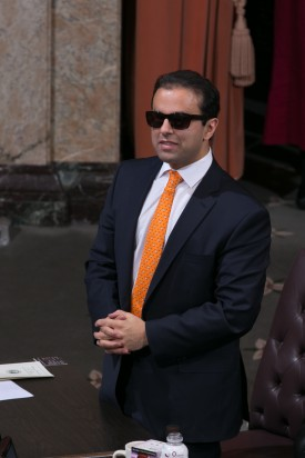 Rep. Cyrus Habib