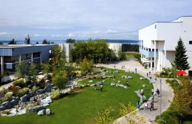 Highline College Campus scene
