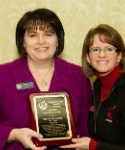 "Maxwell earns ""Legislative Advocate of the Year"" award"