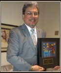 Moscoso receives 2013 Golden Door Award