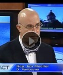 Rep. Jim Moeller talks about the CRC on TVW's The Impact