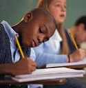 More students, and more students of color, take SAT exam