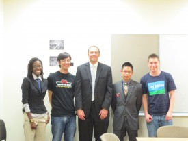 marcus riccelli, 3rd district, students