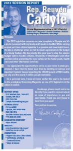 Carlyle2012Newsletter