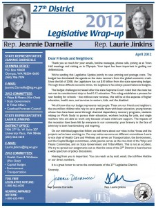 Jinkins2012Newsletter