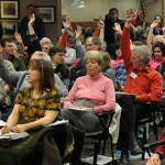 Feb. 22 – Town hall discussion