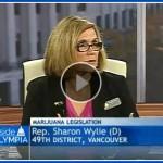 Rep. Sharon Wylie discusses Marijuana Legislation on TVW's Inside Olympia