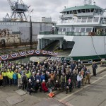 New 144-Car Ferry Finished