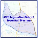 49th District Town Hall Meeting this Saturday, April 5 @ 10 am
