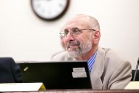 Rep. Springer in Committee