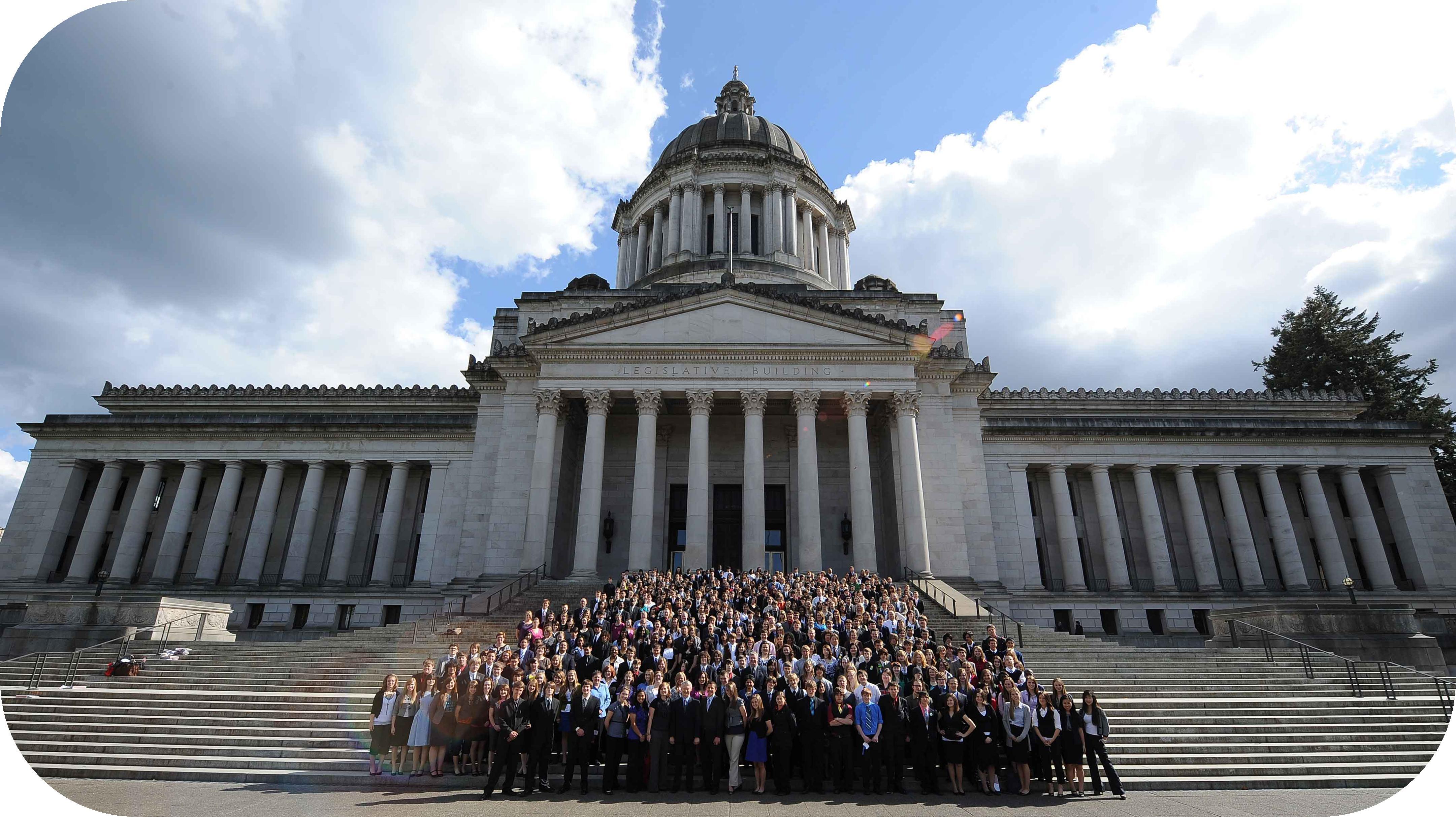 Washington state house democrats youth legislature for Build your own home washington state