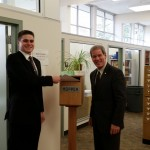 "Rep. Goodman drops ""Tuition Lock"" bill"