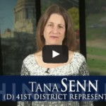 Legislative Update from Rep. Tana Senn