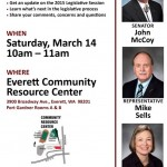 38th District lawmakers hosting town hall March 14