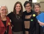 Legislative Update from Rep. Tana Senn: Equal Pay and Education Funding