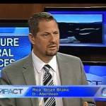 "Watch Rep. Blake on TVW's ""The Impact"" earlier this week"