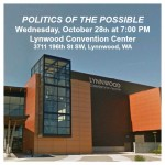 Can politics be positive and productive? – Let's talk about it this Wednesday