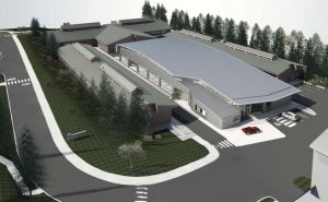 Renton Technical College automotive complex