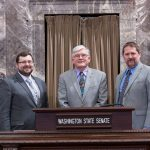 19th District Legislators: Rep. JD Rossetti, Sen. Dean Takko and Rep. Brian Blake