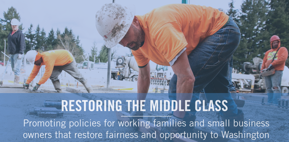 Values on Middle Class Prosperity