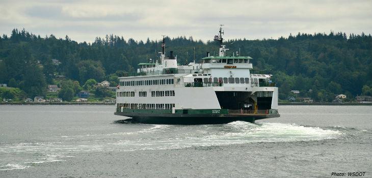 Bremerton Ferry Slider