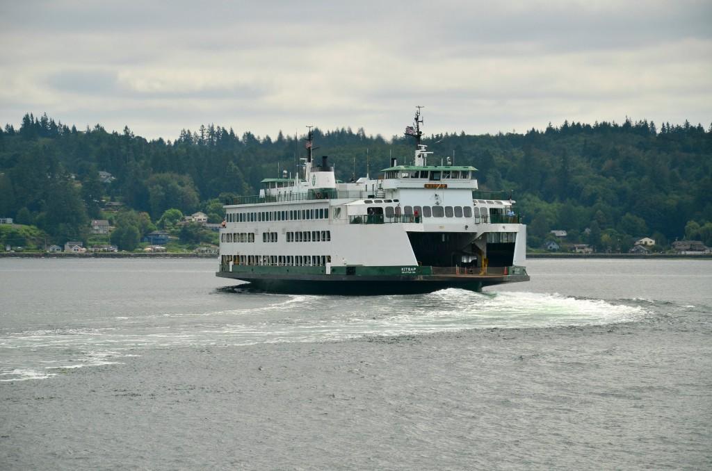 ferry, ocean