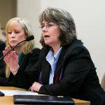 Gael Tarleton testifies