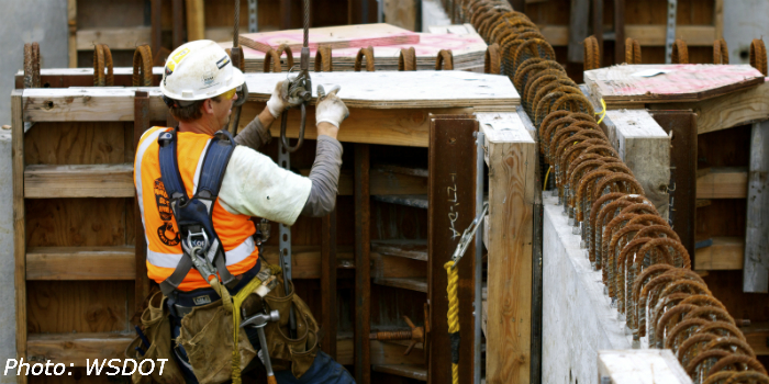 construction worker, DOT