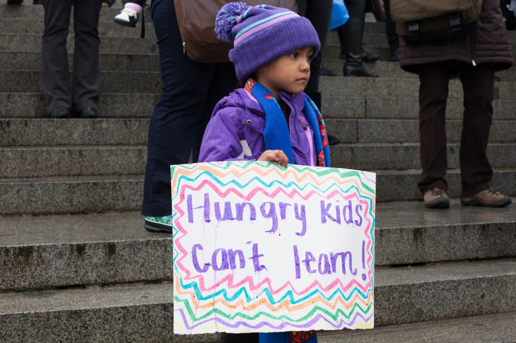 hunger, kids, hungry kids can't learn