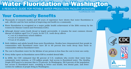 community water fluoridation division of oral health cdc - 541×287