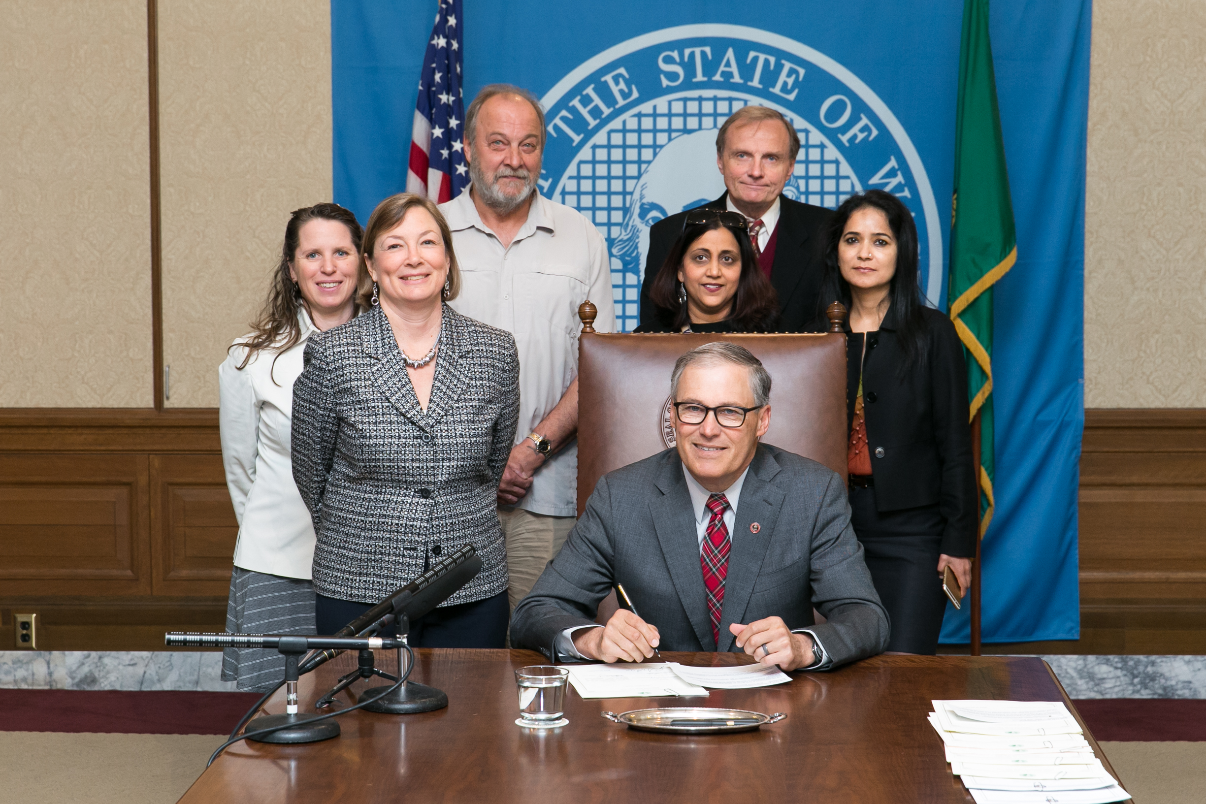 Washington State Legislative Sup
