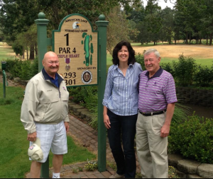 Photo - Kilduff at Americal Lake Golf Course - veterans