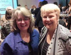 WiLL award ceremony, Rep. Gael Tarleton and Sen. Karen Keiser