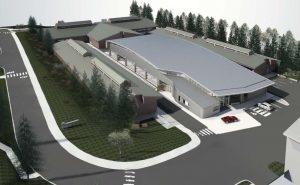 Renton Technical College automotive complex