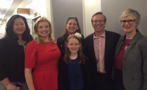 With special thanks to our amazing advocates who testified on behalf of this legislation (L-R) - Janet Chung (Legal Voice), Sarah Bird (CEO of Moz), Tana Senn, Rachel Senn, Michael Schutzler (CEO of Washington Technology Industry Association), Marilyn Watkins (Economic Opportunity Institute)