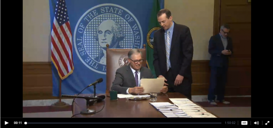 Sheena's Law Marcus Riccelli bill signing