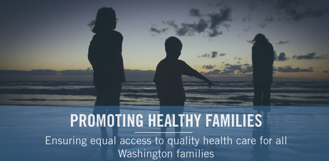Values on Healthy Families, Healthy Communities