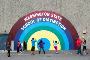 Photo of Stevens Elementary, Spokane