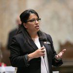 Reeves speaking on floor of House 2017