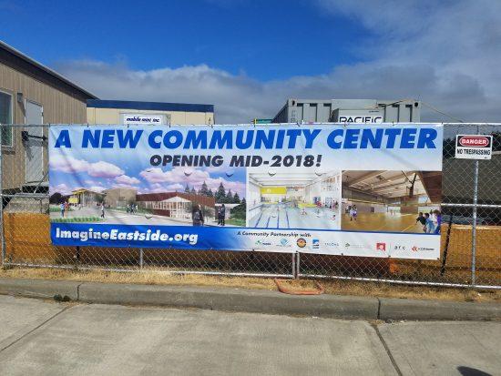 East Side community center