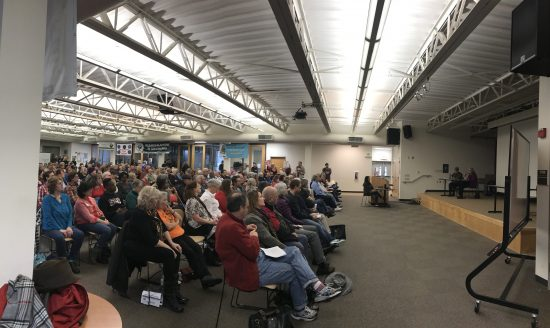 Photo of 2017 27th LD town hall