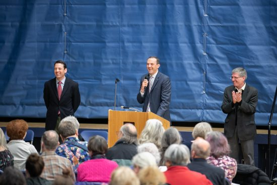3rd LD legislators at town hall meeting