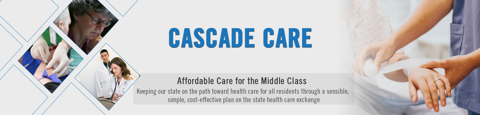 Cascade Care is the next step in accessible and affordable health care for everyone