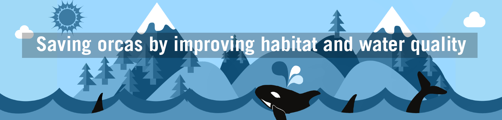 House Democrats are protecting Orcas and addressing climate changes through a series of bills